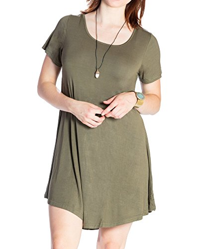 1x tunic dresses - 2