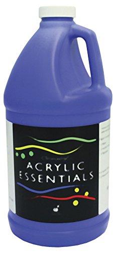 - Chroma 56046 Acrylic Essential, 0.5 gal Jug, 10.25