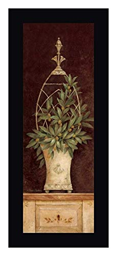 Olive Topiary II by Pamela Gladding - 12