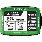 レザイン(LEZYNE) メガXL GPSサイクルコンピュータ 48時間稼働 2.7インチ大画面 マップナビ搭載 日本語表示 【日本正規品/2年間保証】
