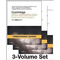 Cummings Otolaryngology: Head and Neck Surgery, 3-Volume Set, International Edition