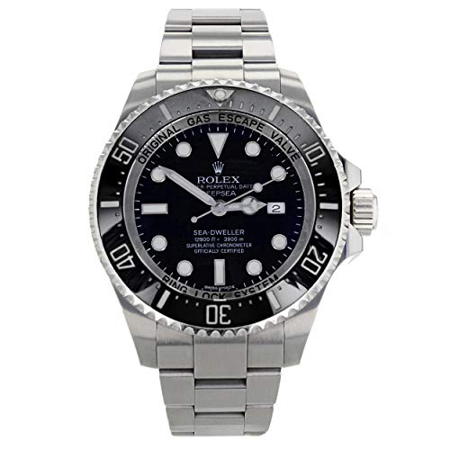 Rolex Sea-Dweller Automatic-self-Wind Male Watch 116660 (Certified Pre-Owned) (Rolex 2018)