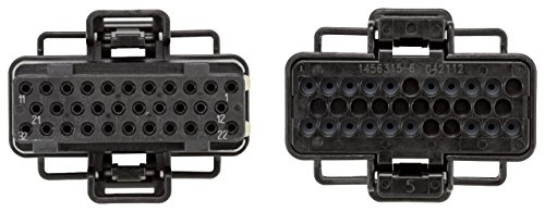 Fuel Injection Control Module (FICM) Connector for Ford PowerStroke 2003-2007 6.0L F Series & Excursion, 2004-2010 6.0L E Series, 2006-2010 4.5L LCF - Fuel Module Disconnect