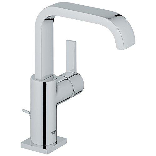 Allure Single-Handle Single-Hole High Spout   Bathroom Faucet - 1.2 -