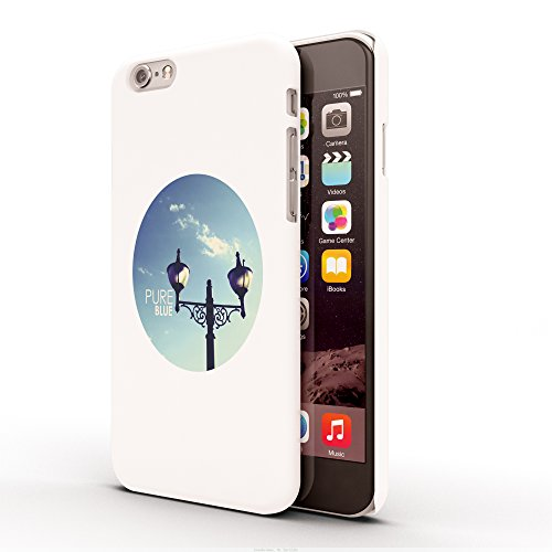 Koveru Back Cover Case for Apple iPhone 6 - Night Lamp in a day