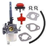 Atoparts Carburetor for Ariens 20001368 20001027 McCulloh 436565 LCT 03121 03122 Husqvarna/Poulan Pro 436565 585020402 532436565 Snow Blowers