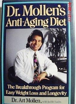 41aImjrpXVL - Dr. Mollen's Anti-aging Diet