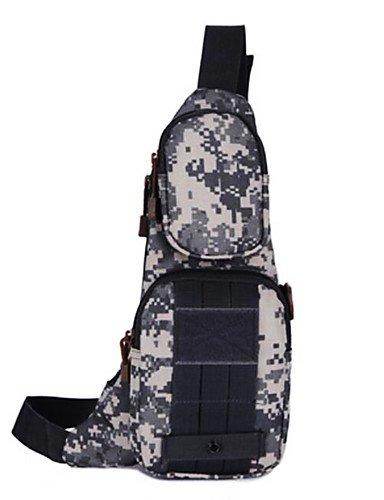 HWB/ 3 L Gurttaschen & Messenger Bags Camping & Wandern Draußen Wasserdicht Armeegrün Nylon