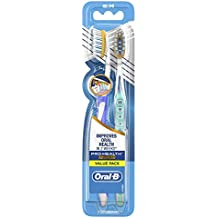 Oral-B Pro-Health Clinical Pro-Flex Toothbrush with Flexing Sides, 40M - Medium...