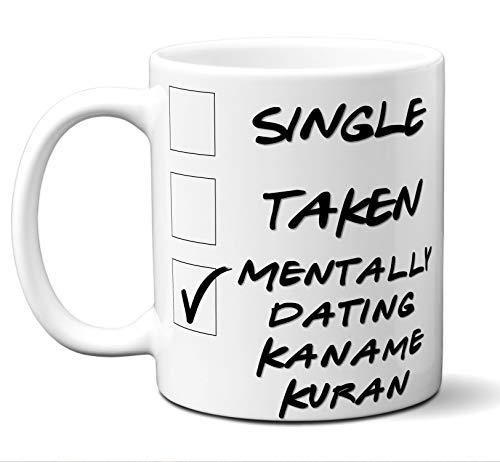 Funny Kaname Kuran Cosplay Costume Lover Mug,