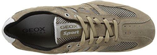 Uomo K Baskets Snake Geox Beige Sand Indigoc5z4v Homme Basses zTfndnWH