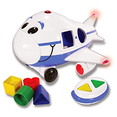 The Learning Journey Remote Control Shape Sorter, Number Express Train | Popular Toys