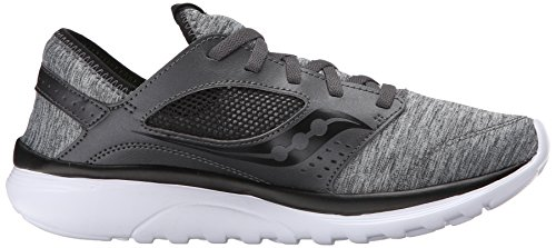 Saucony Mens Kineta Relay Scarpa Da Running Heather / Nero