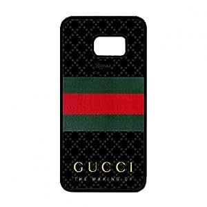 Gucci Logo Funda Scratchproof Dustproof Anti-Slip Protective Skin Funda Cover For Samsung Galaxy S6Edge&Plus