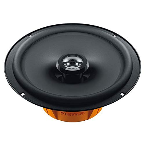 Hertz Audio DCX 165.3 6.5' 2-Way 60-Watt RMS DIECI Series Coaxial Speakers - Pair