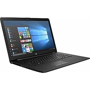 "HP 17.3"" HD+ Premium Laptop, AMD Dual-Core A9-9420 APU up to 3.6GHz, 4GB DDR4, 1TB HDD, AMD Radeon R5 Graphics, 802.11ac, Bluetooth 4.0, DVD RW, USB 3.1, Windows 10 Home, Black"