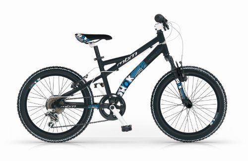 Mbm - Shok 20'' Bicyclette Vélo Mountain Bike Mtb Alu 6S Bleu B00COME2K6