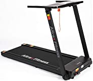 ALTRAX Folding Treadmill - 2.0 HP Health and Fitness Machine for Walking and Running - Compact Design for Your