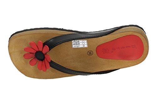 Dliro femme sandales Dliro sandales Noir sandales Noir Dliro femme femme sandales Dliro Noir 6wOFdIqpY