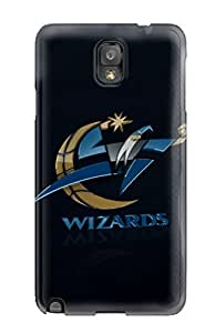 QhgKwnh1750jTGpg DanRobertse Awesome Case Cover Compatible With Galaxy Note 3 - Washington Wizards Nba Basketball (21)