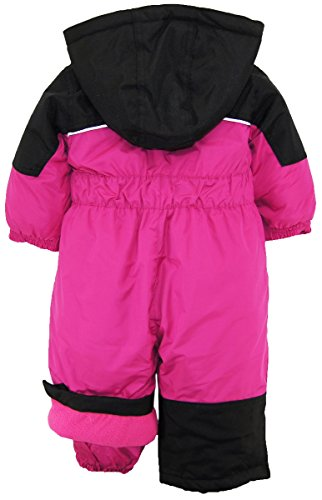 iXtreme Baby Girls' One Piece Snowmobile, Berry, 12 Months by iXtreme (Image #2)