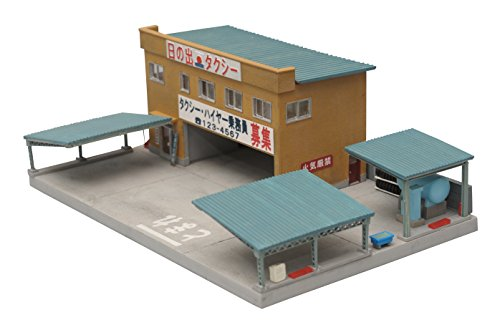 Tomytec 228202 - Taxi Central Model Railway Accessories