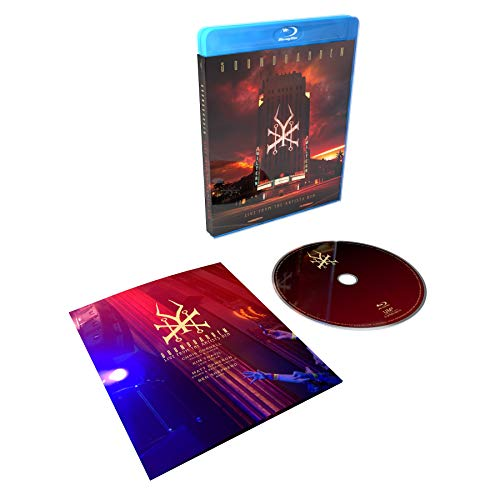 Live At The Artists Den (2 Disc Blu-Ray)