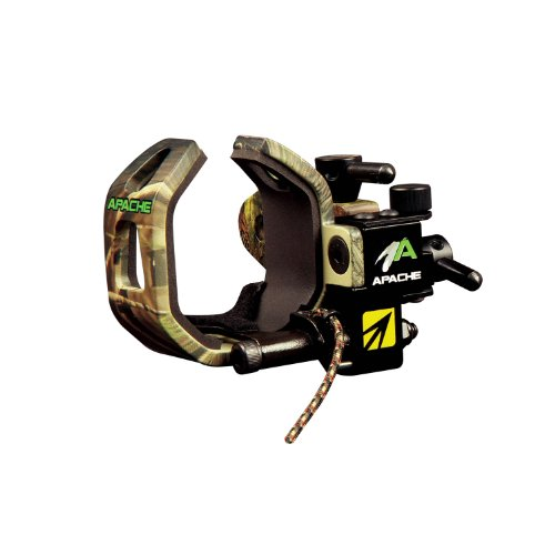 New Archery Apache Drop Away Arrow Rest (Camo, (Drop Arrow Rest)