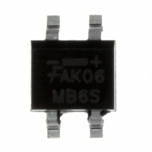MB6S DIODE BRIDGE RECTIFIER 600V/0.5A (Pack of 50)