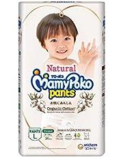 MamyPoko Natural Pants L, 36ct, 36 count