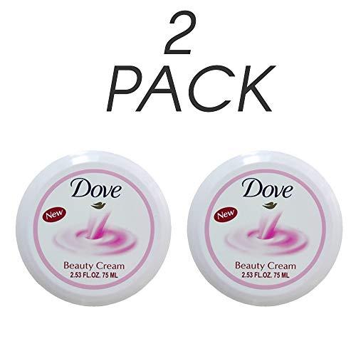 2 x Dove Beauty Cream 2.53 fl oz