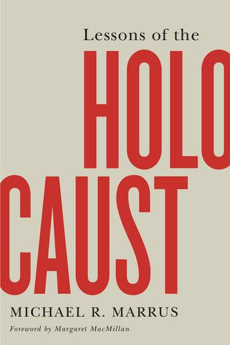 Lessons of the Holocaust (UTP Insights) ebook