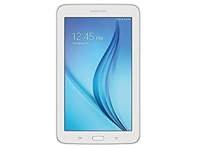 "Samsung Galaxy Tab E Lite 7.0"" 8GB Wi-Fi (White) (Certified Refurbished)"