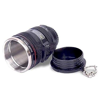 El llavero pequeño termo lente de la cámara lente de la taza ...