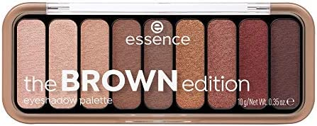 Essence The Brown Edition Eyeshadow Palette 30: Buy Online at Best