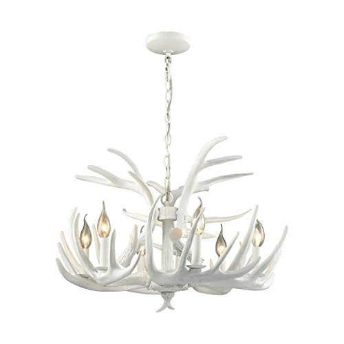 Manhattan Collection Big Sky 6 Light (Elizabethan Chandelier Light)