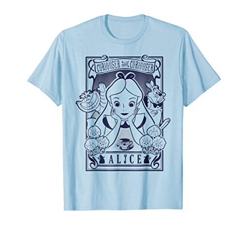 Disney Alice in Wonderland T Shirt