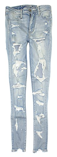 American Eagle Women's Denim X Super High-Waisted Jegging 1164 (4 Regular)