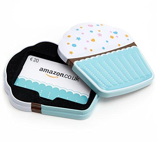 Amazon.de Geschenkgutschein in Geschenkbox - 20 EUR (Muffin)