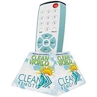 5-pack Clean Remote Universal Tv Remote - Big Button