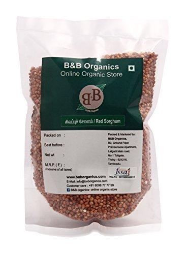 B&B Organics Red Sorghum 5 kg