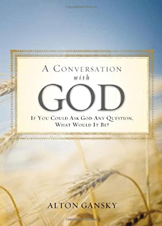 book cover of A Conversation with God