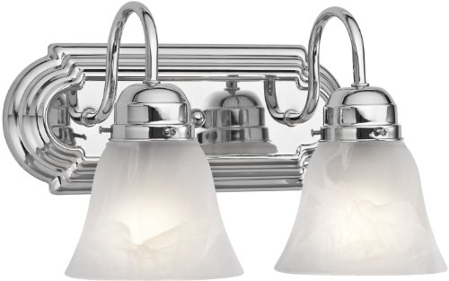 Kichler Lighting 5336CH Transitional Alabaster