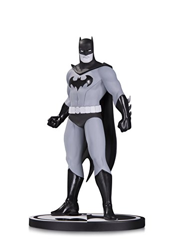 DC Collectibles Batman by Amanda Conner Statue, - Batman White Statue Black And