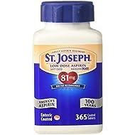 St. Joseph Safety Coated Aspirin