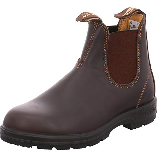 Blundstone Mens 550 Walnut Brown Leather Boots 8 US