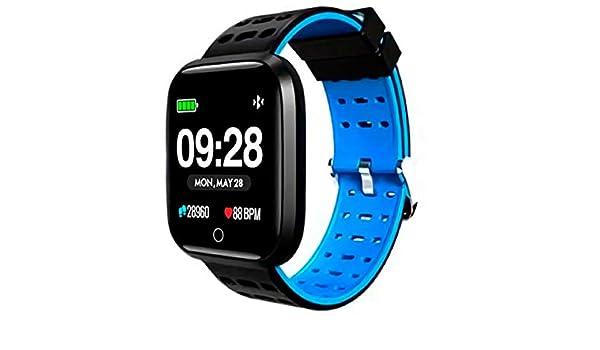 Innjoo Azul sportwatch tft 1.33 Reloj Inteligente Deportivo ...