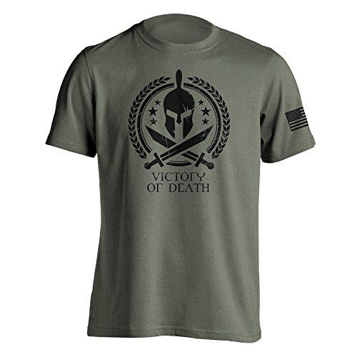 Dion Wear Spartan Warrior Molon Labe T Shirt Buy Online