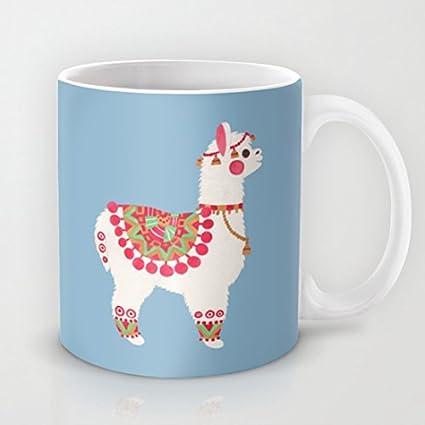 De la Alpaca HURKI taza de café