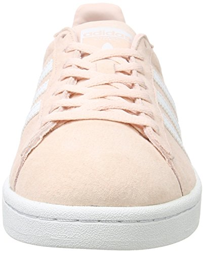 iced L A Rose Adidas Basses footwear Campus White St Cr rose Y Femme White Sneakers Pink w66XgAqHn